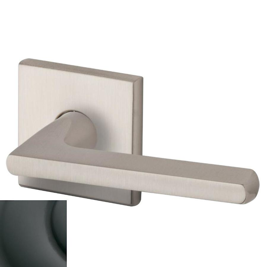 Baldwin 5162.102.LDM Solid Brass Door Lever