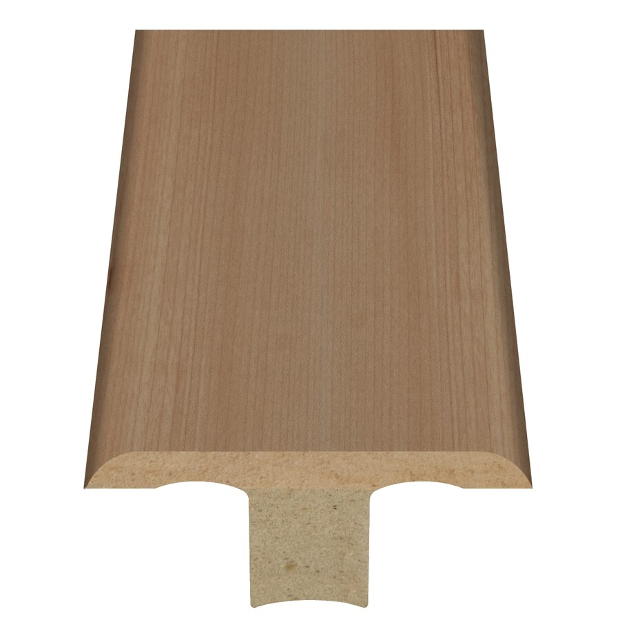 Style Selections 1.75-in x 94-in Light Maple Woodgrain T-Floor Moulding