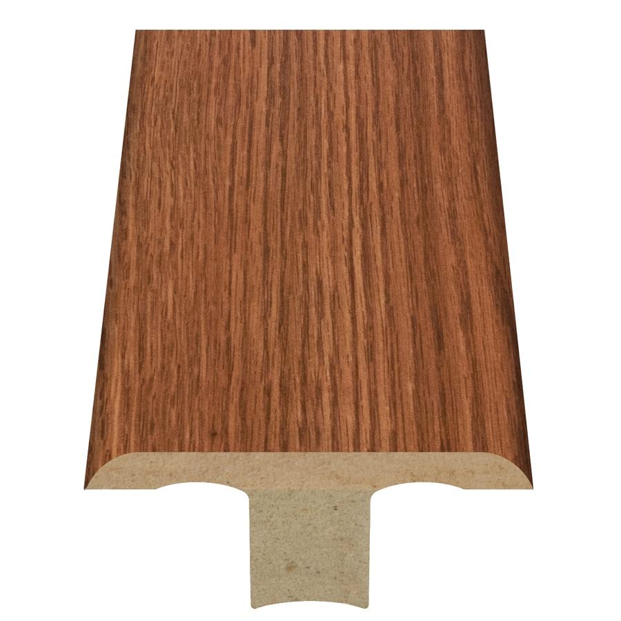 Style Selections 1.75-in x 94-in Orange Oak Woodgrain T-Floor Moulding