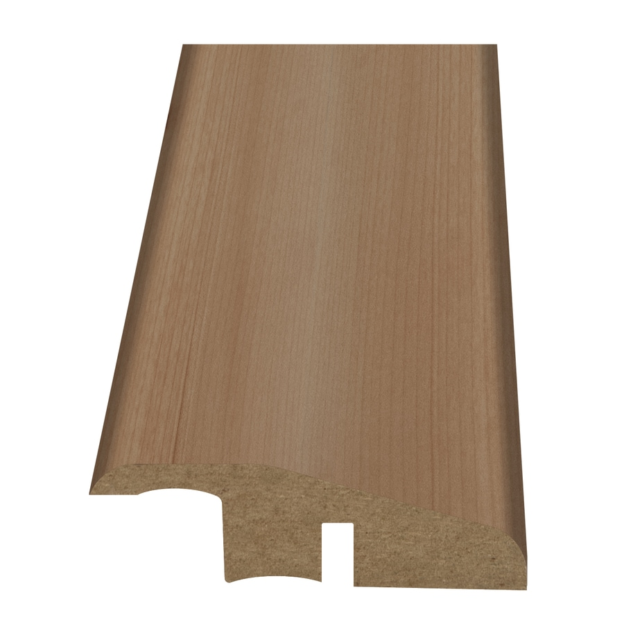 Style Selections 2.15-in x 94-in Light Maple Woodgrain Reducer Floor ...