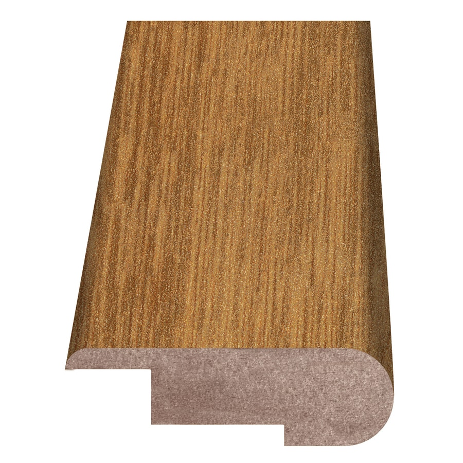Style Selections 2.37-in x 94-in HS Lodge Oak Stair Nose Floor Moulding