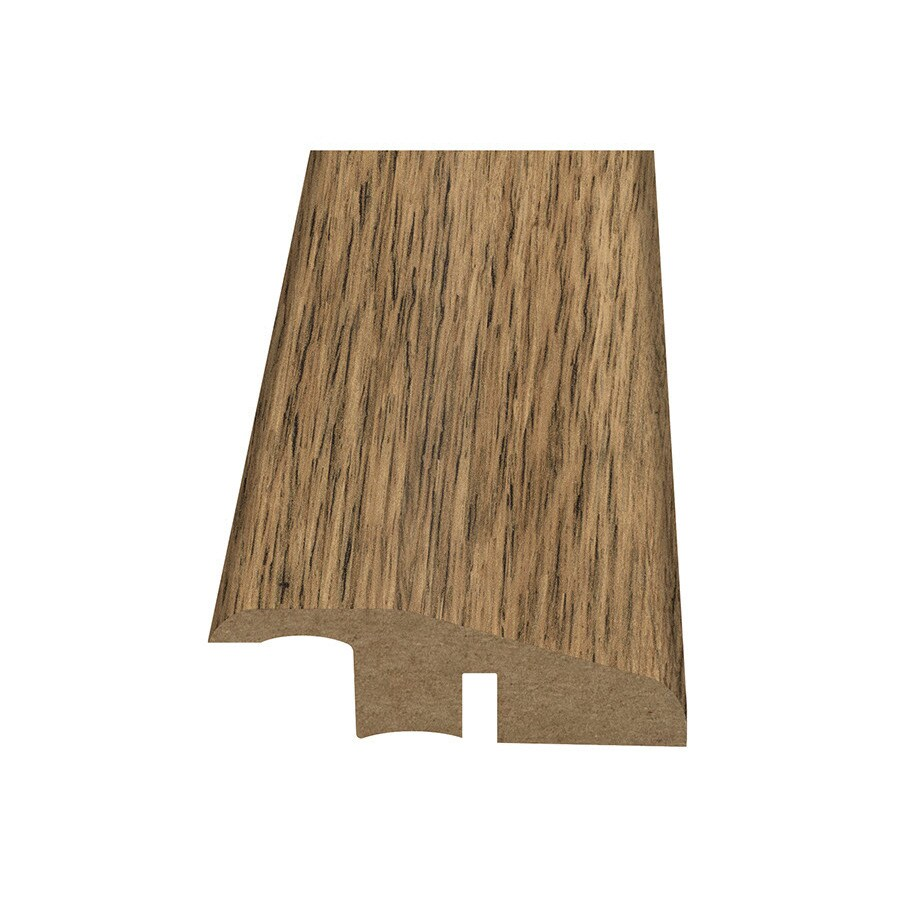 Style Selections 2.15-in x 94-in Brown Reducer Floor Moulding