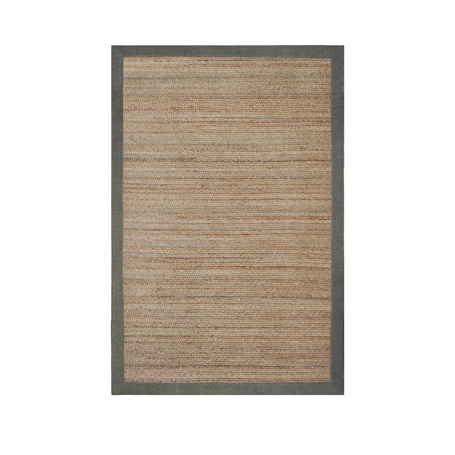 allen + roth Witham Sage Rectangular Indoor Braided Area Rug (Common: 5 x 8; Actual: 60-in W x 90-in L)