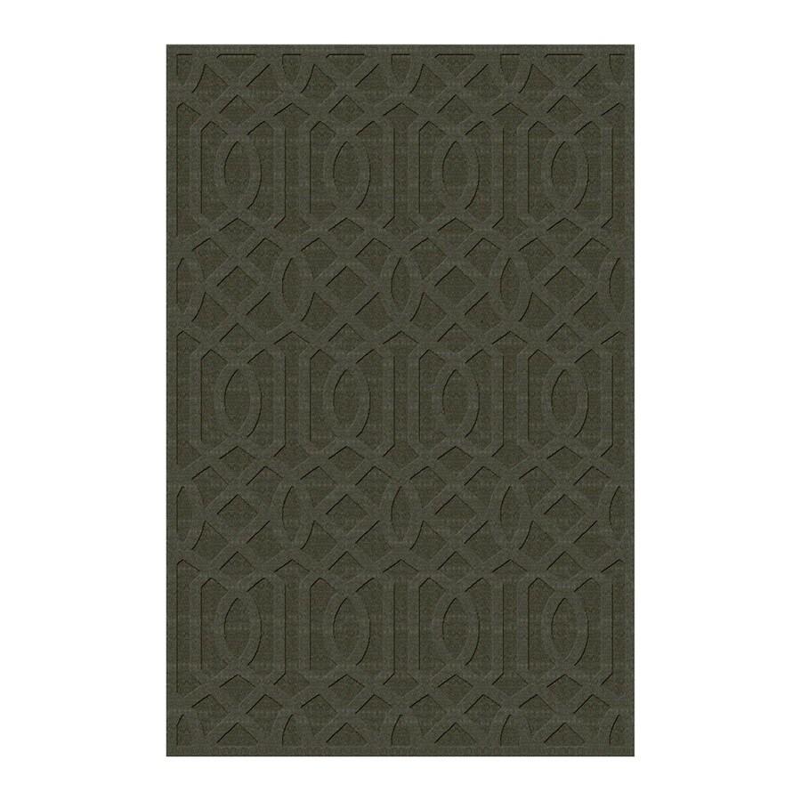 allen + roth Townlay Sage Rectangular Indoor Tufted Area Rug (Common: 9 x 12; Actual: 108-in W x 144-in L)