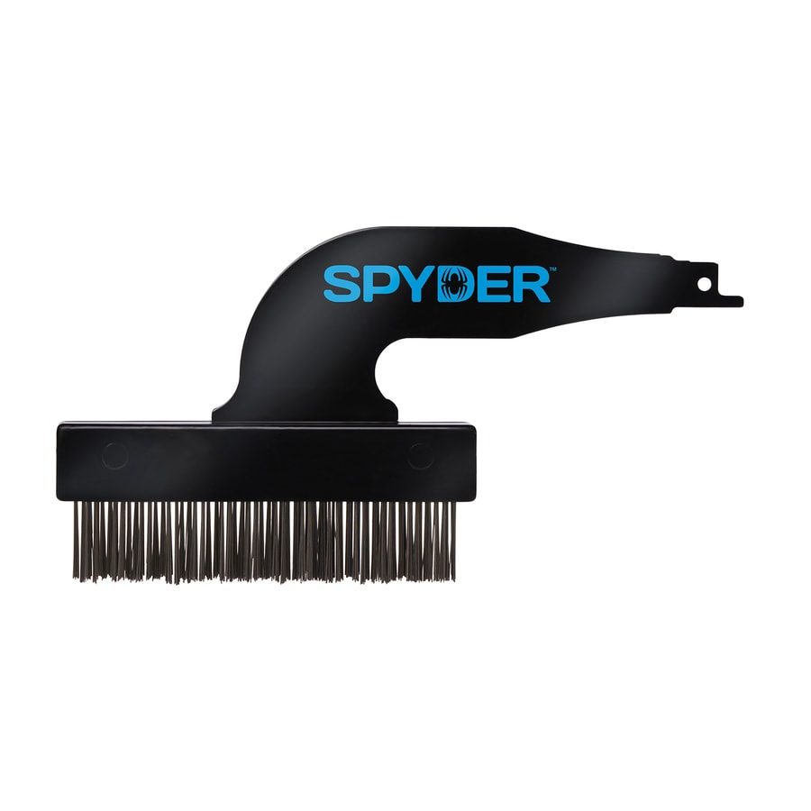 Spyder Reciprocating Saw Wire Brush Attachment
