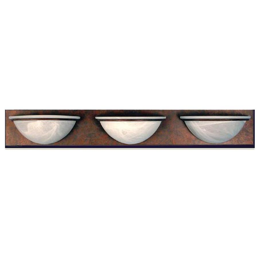 Khaleesi 3-Light Sierra Brick Vanity Light