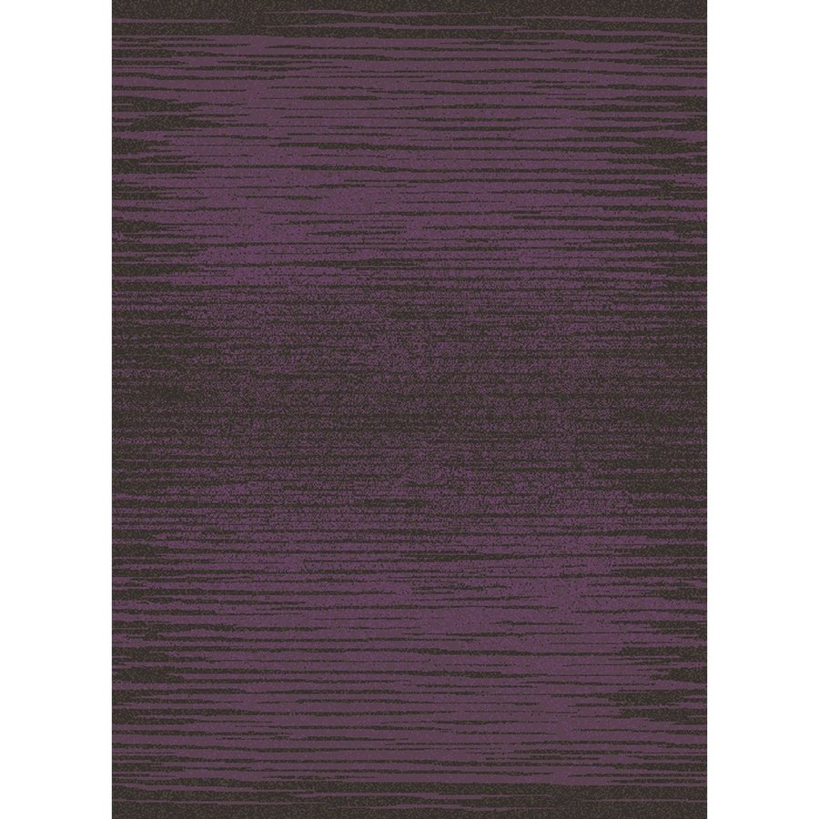 Concord Global Manhattan Rectangular Purple Geometric Woven Area Rug (Common: 3-ft x 5-ft; Actual: 3.25-ft x 4.58-ft)