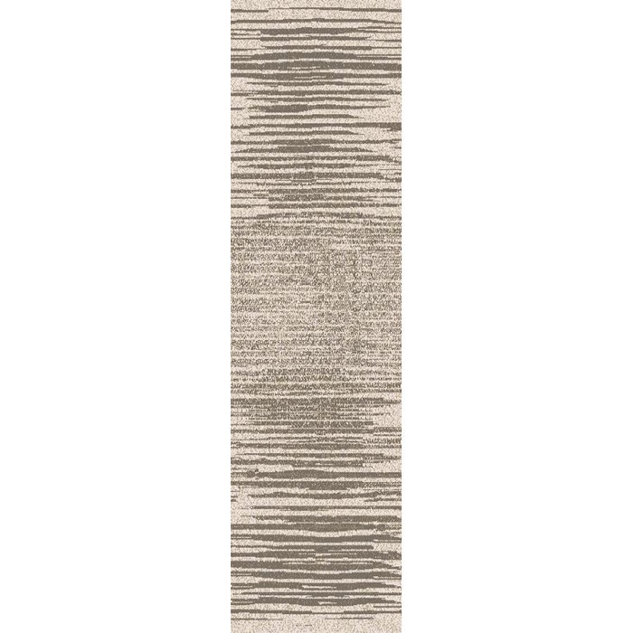 allen + roth Francel Ivory Rectangular Indoor Woven Runner (Common: 2 x 7; Actual: 23-in W x 87-in L x 1.92-ft Dia)