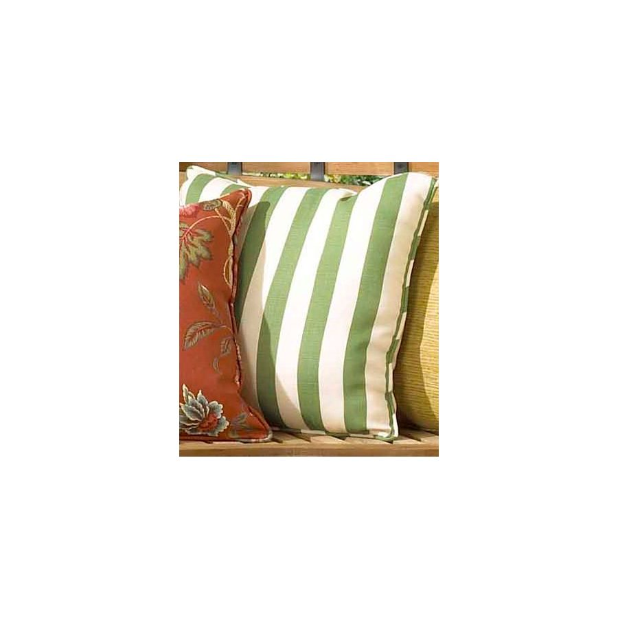 PARASOL 20-in W x 20-in L Grass Square Accent Pillow