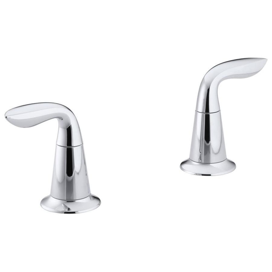 KOHLER 2-Pack Chrome Faucet or Bathtub/Shower Handles