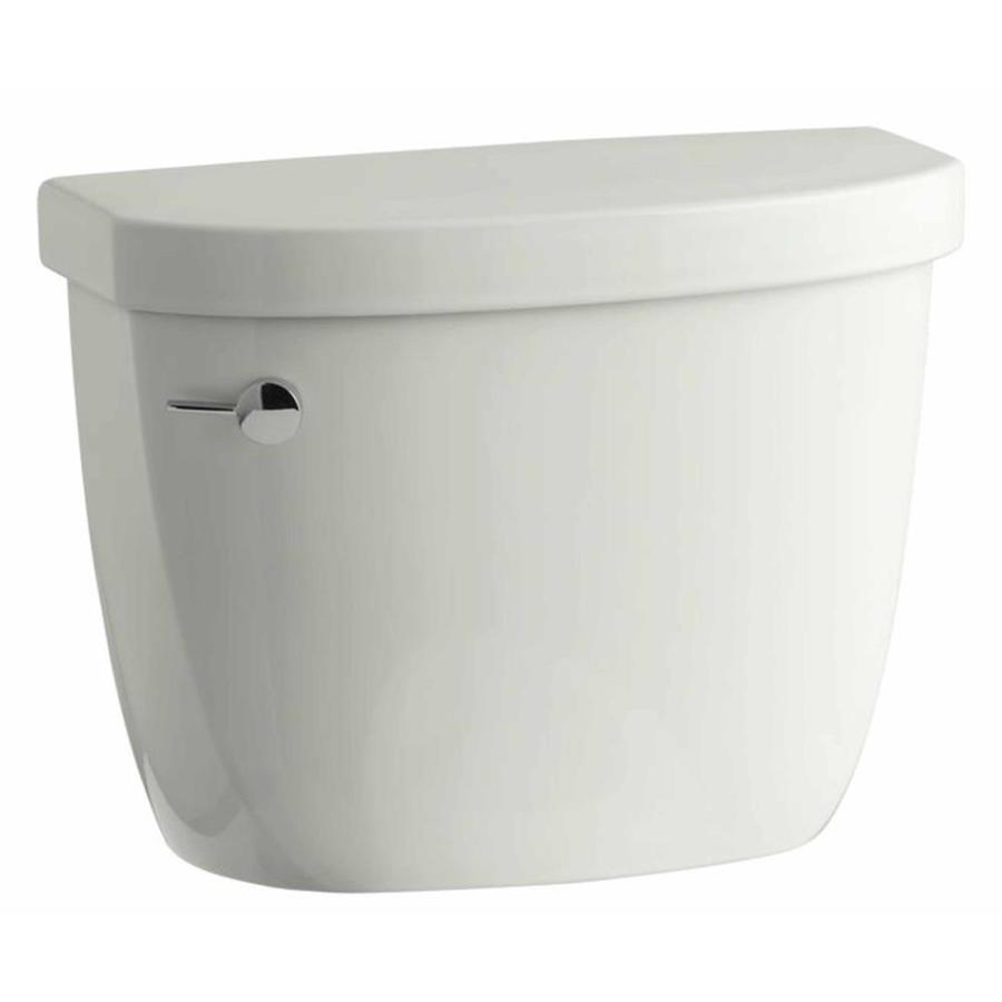 KOHLER Cimarron Dune 1.6-GPF (6.06-LPF) 12 Rough-In Single-Flush High-Efficiency Toilet Tank