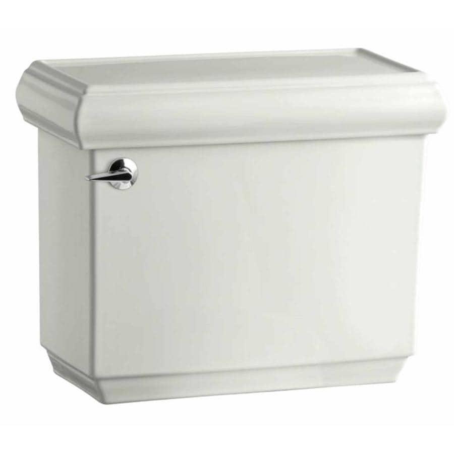 KOHLER Memoirs Dune 1.28-GPF (4.85-LPF) 12 Rough-In Single-Flush High-Efficiency Toilet Tank