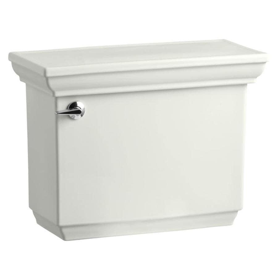 KOHLER Memoirs Dune 1.28-GPF (4.85-LPF) 12-in Rough-In Single-Flush High-Efficiency Toilet Tank