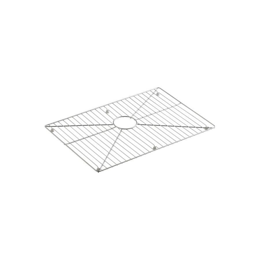 KOHLER Vault 16.875-in x 26-in Sink Grid