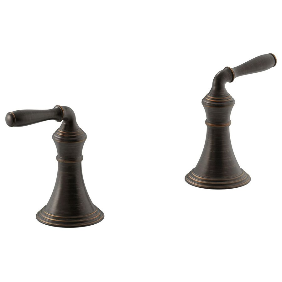 KOHLER 2-Pack Bronze Faucet or Bathtub/Shower Handles