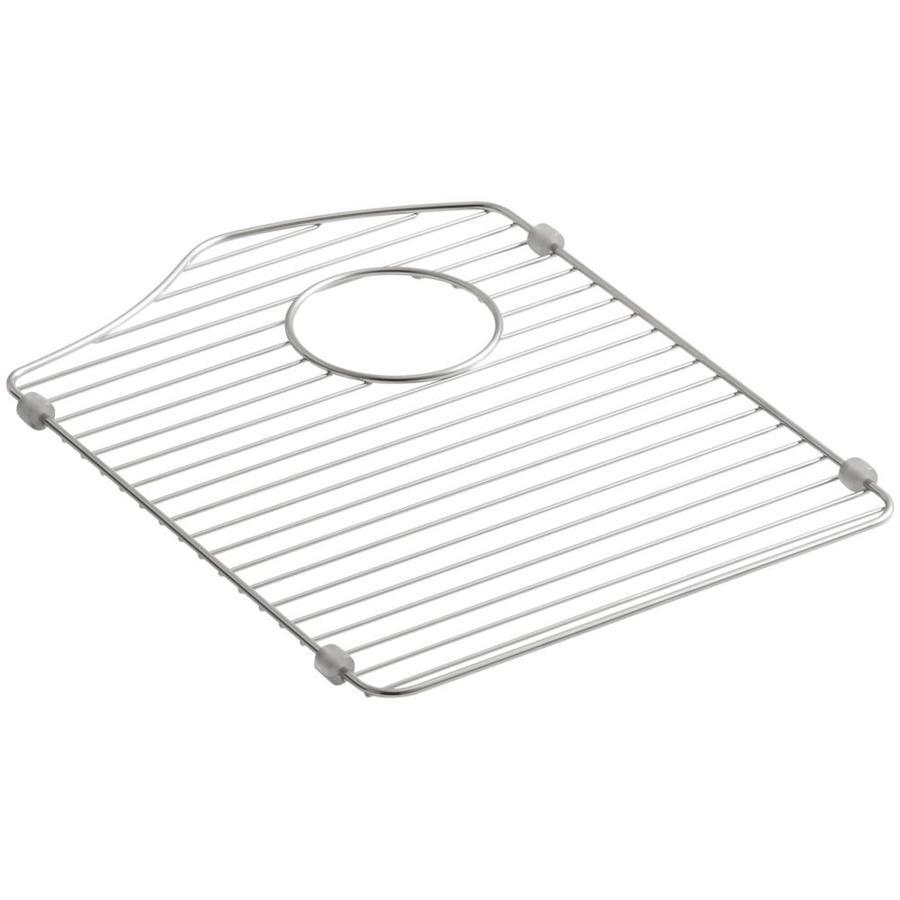KOHLER Bellegrove 29.75-in x 18-in Sink Grid
