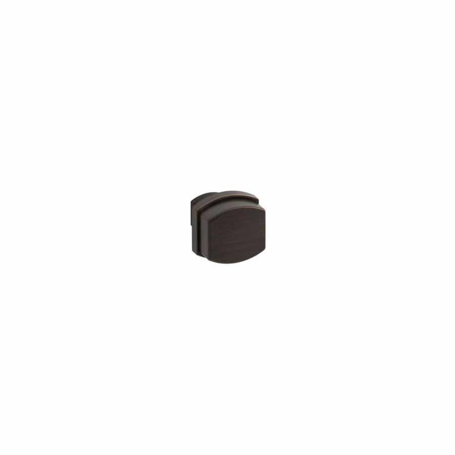 KOHLER Bancroft Oil-Rubbed Bronze Novelty Cabinet Knob