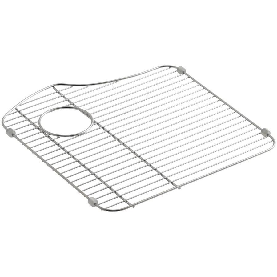 KOHLER Octave 11.3125-in x 18.3125-in Sink Grid