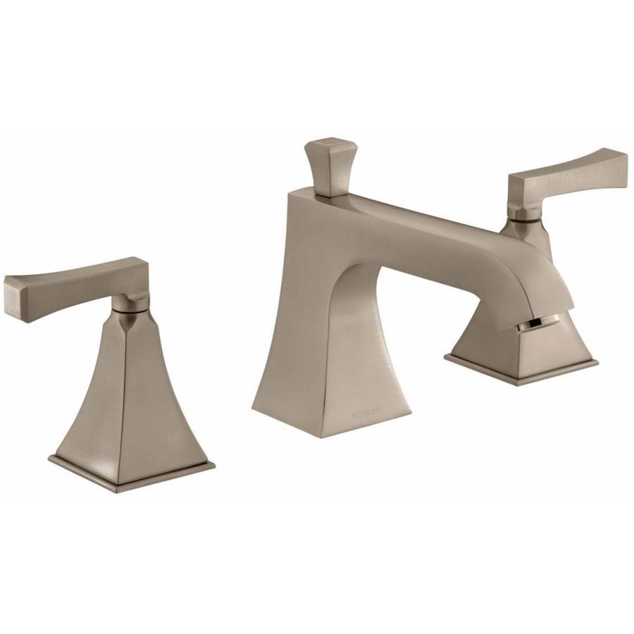 KOHLER Memoirs Oil-Rubbed Bronze Vertical Spray Bidet Faucet Trim Kit
