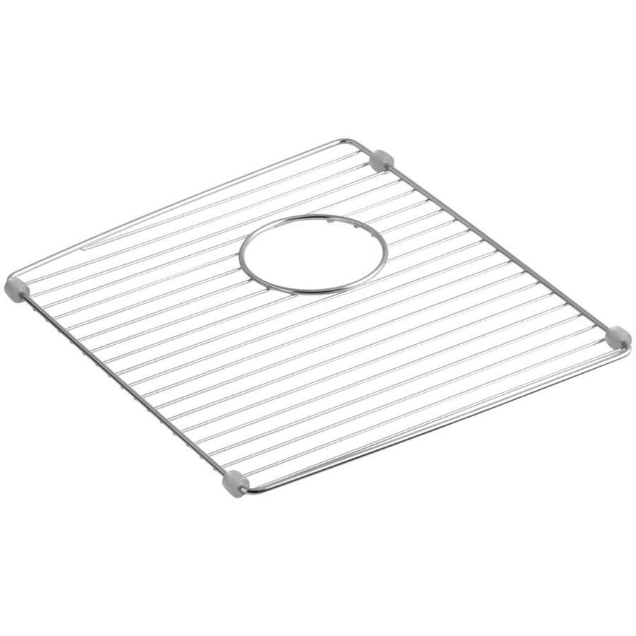 KOHLER Brookfield 14.9062-in x 12.9062-in Sink Grid