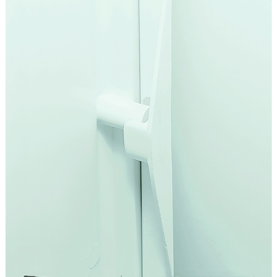 Sterling Ensemble Shower Wall Surround Back Panel (Common: 2-in; Actual: 72.5-in x 1.625-in)
