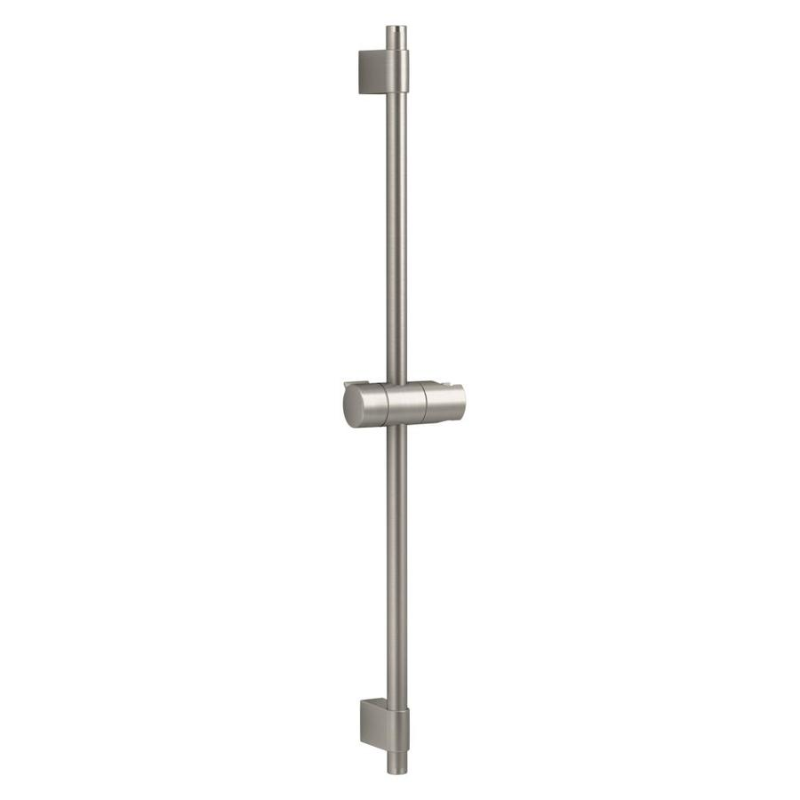 KOHLER Vibrant Brushed Nickel Slide Bar