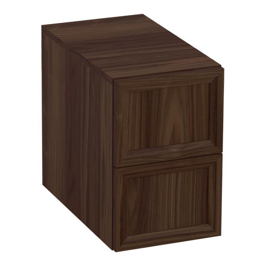 KOHLER Terry Walnut Vanity Shelf Kit