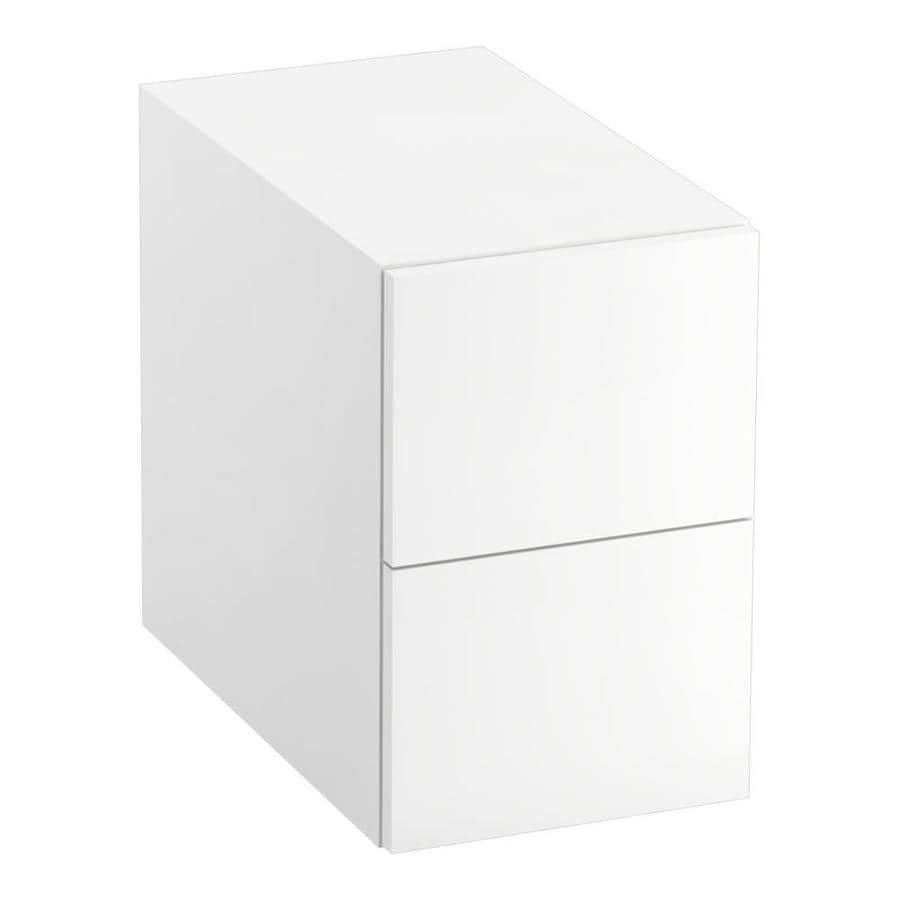 KOHLER Linen White Vanity Shelf Kit