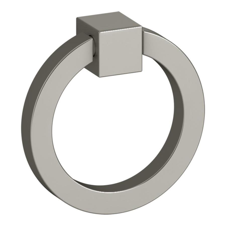 KOHLER Brushed Jacquard Ring Cabinet Pull