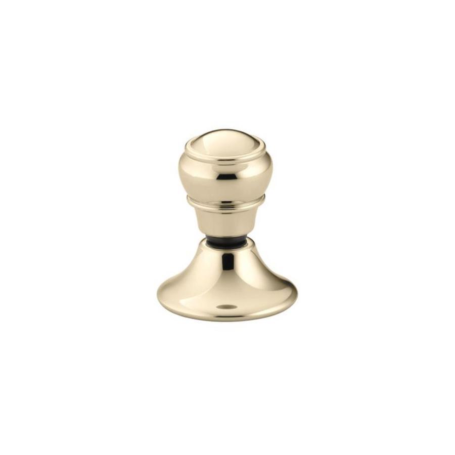KOHLER Portrait Vibrant French Gold Brass Flush Actuator