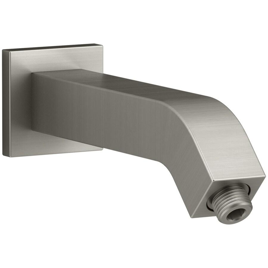 KOHLER Loure Vibrant Brushed Nickel Shower Arm Mount
