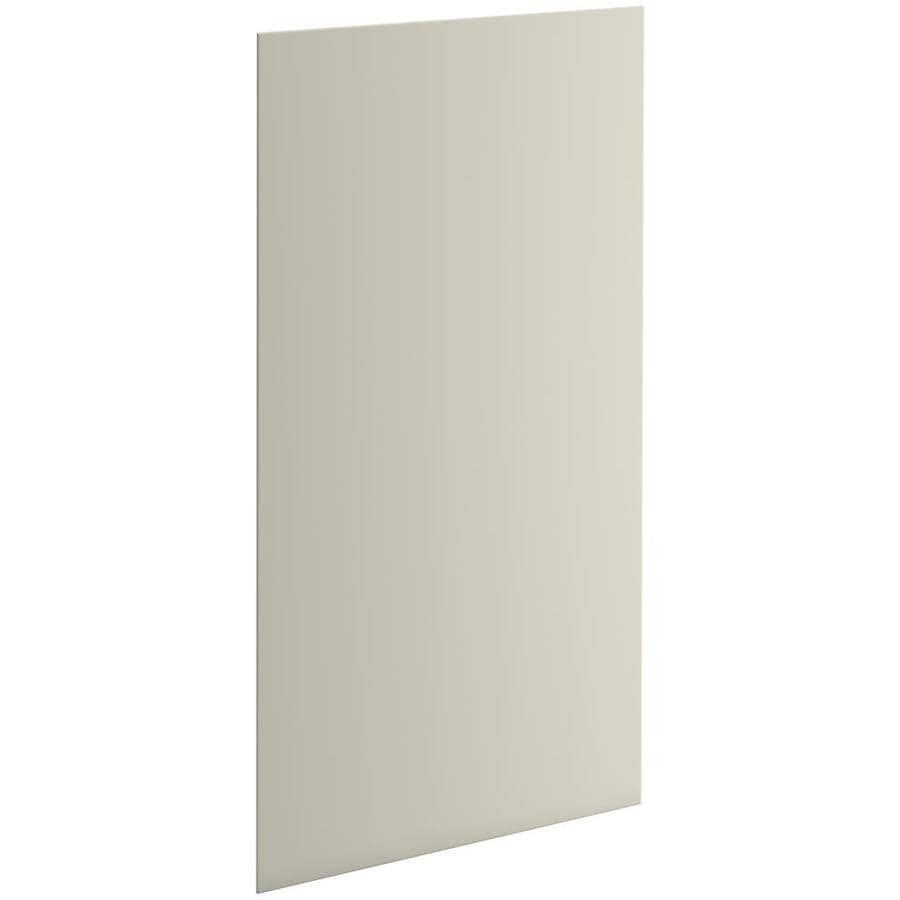 KOHLER Choreograph Sandbar Shower Wall Surround Side and Back Panels (Common: 36-in x .1875-in; Actual: 72-in x 36-in x 0.1875-in)