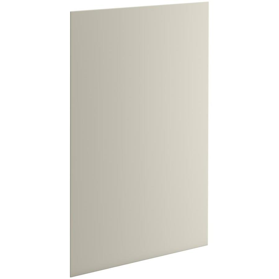 KOHLER Choreograph Sandbar Shower Wall Surround Side and Back Panels (Common: 48-in x .1875-in; Actual: 72-in x 42-in x 0.1875-in)