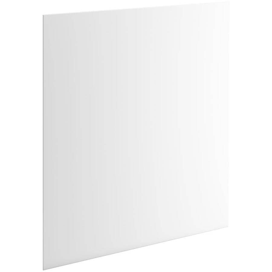 KOHLER Choreograph White Shower Wall Surround Side and Back Panels (Common: 60-in x .1875-in; Actual: 72-in x 60-in x 0.1875-in)