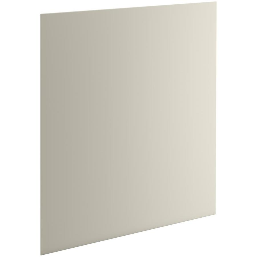 KOHLER Choreograph Sandbar Shower Wall Surround Side and Back Panels (Common: 60-in x .1875-in; Actual: 72-in x 60-in x 0.1875-in)