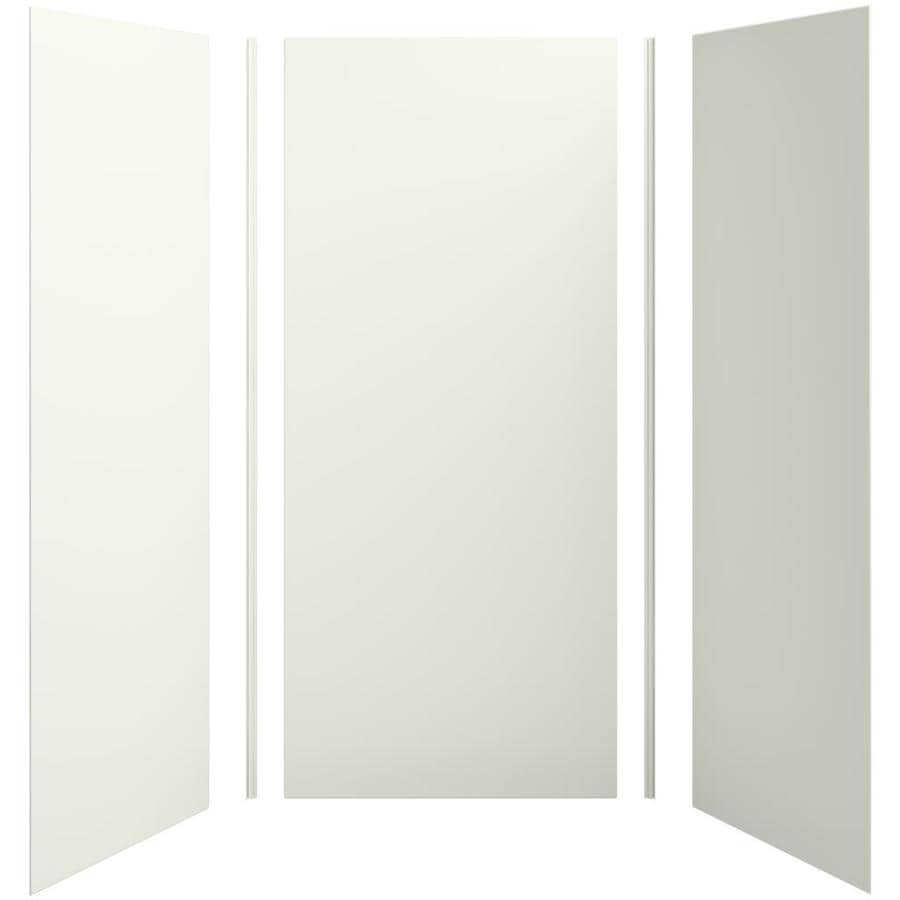 KOHLER Choreograph Dune Shower Wall Surround Side and Back Panels (Common: 42-in x 36-in; Actual: 96-in x 42-in x 36-in)