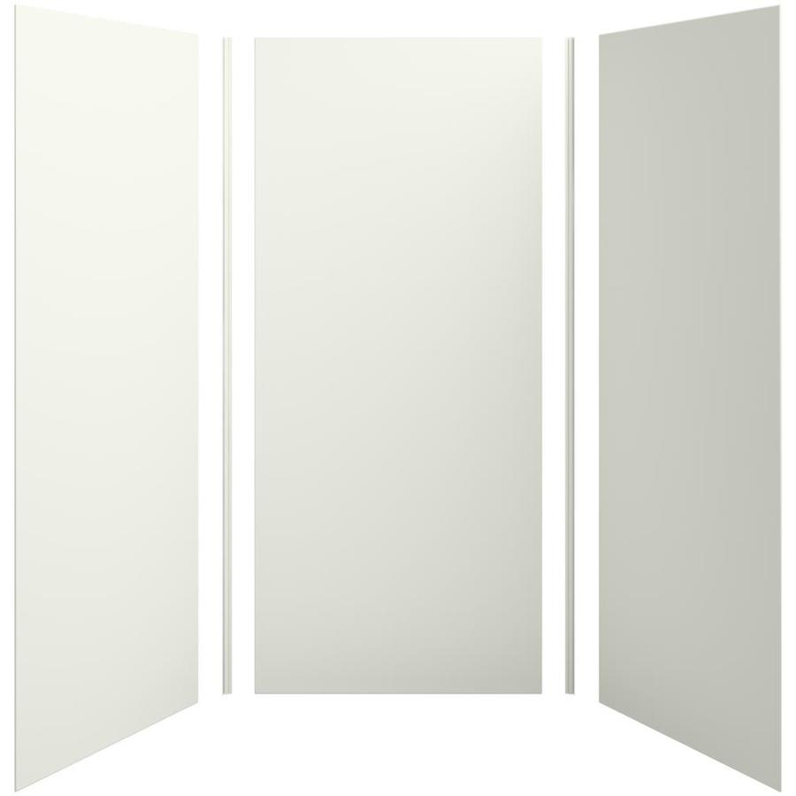 KOHLER Choreograph Dune Shower Wall Surround Side and Back Panels (Common: 42-in x 42-in; Actual: 96-in x 42-in x 42-in)