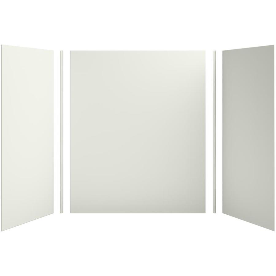 KOHLER Choreograph Dune Shower Wall Surround Side and Back Panels (Common: 60-in x 36-in; Actual: 72-in x 60-in x 36-in)