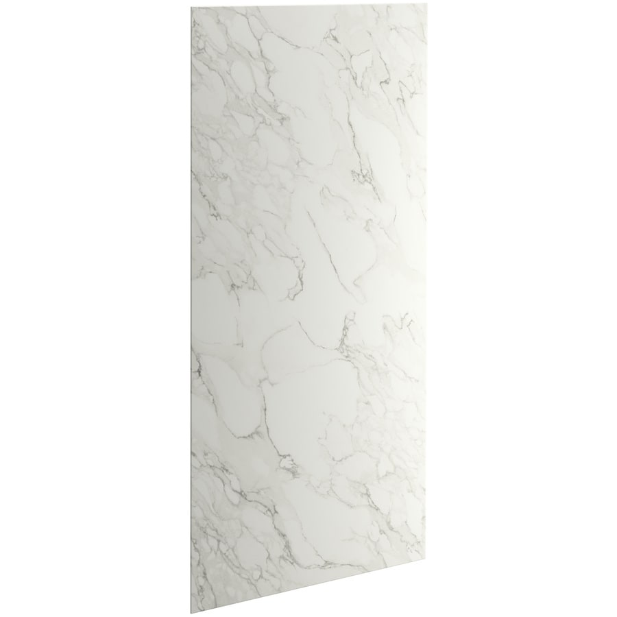 KOHLER Choreograph Crosscut Dune Shower Wall Surround Side and Back Panels (Common: 42-in x .1875-in; Actual: 96-in x 42-in x 0.1875-in)