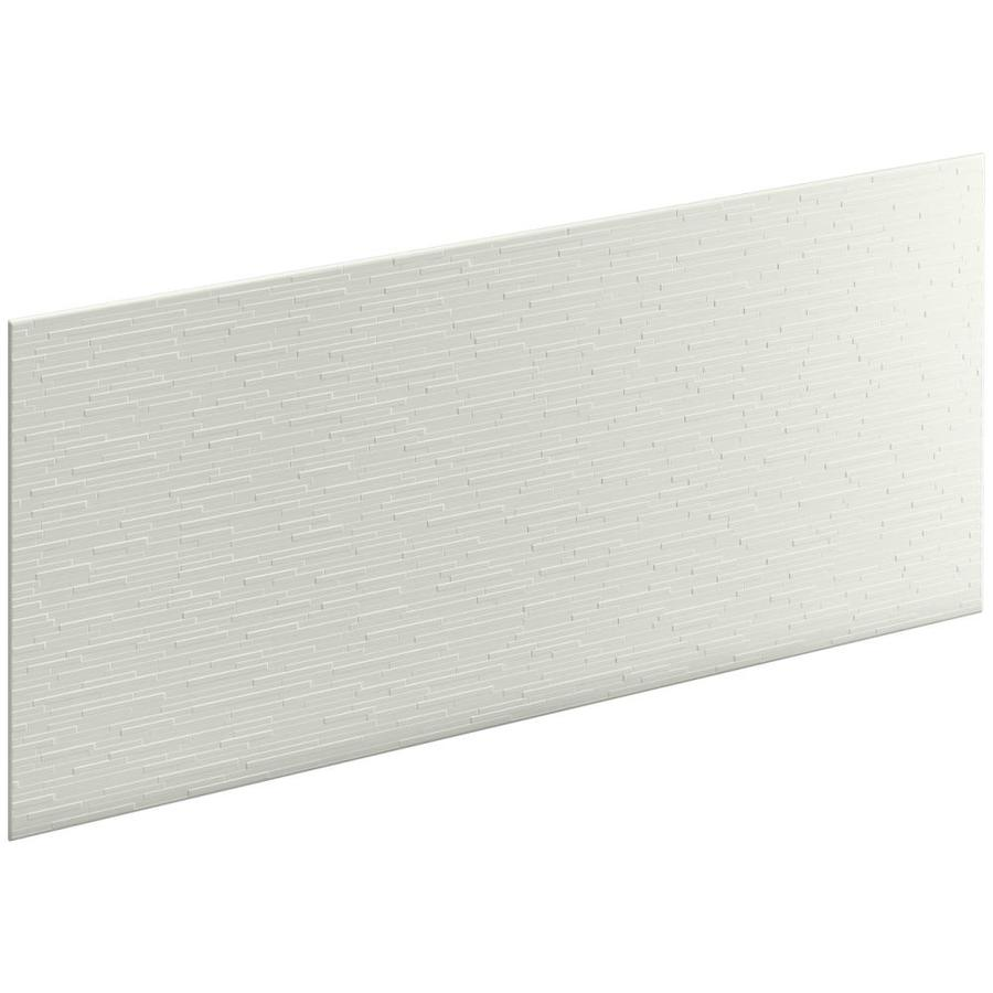 KOHLER Choreograph Dune Shower Wall Surround Side and Back Panels (Common: 60-in x .1875-in; Actual: 28-in x 60-in x 0.1875-in)