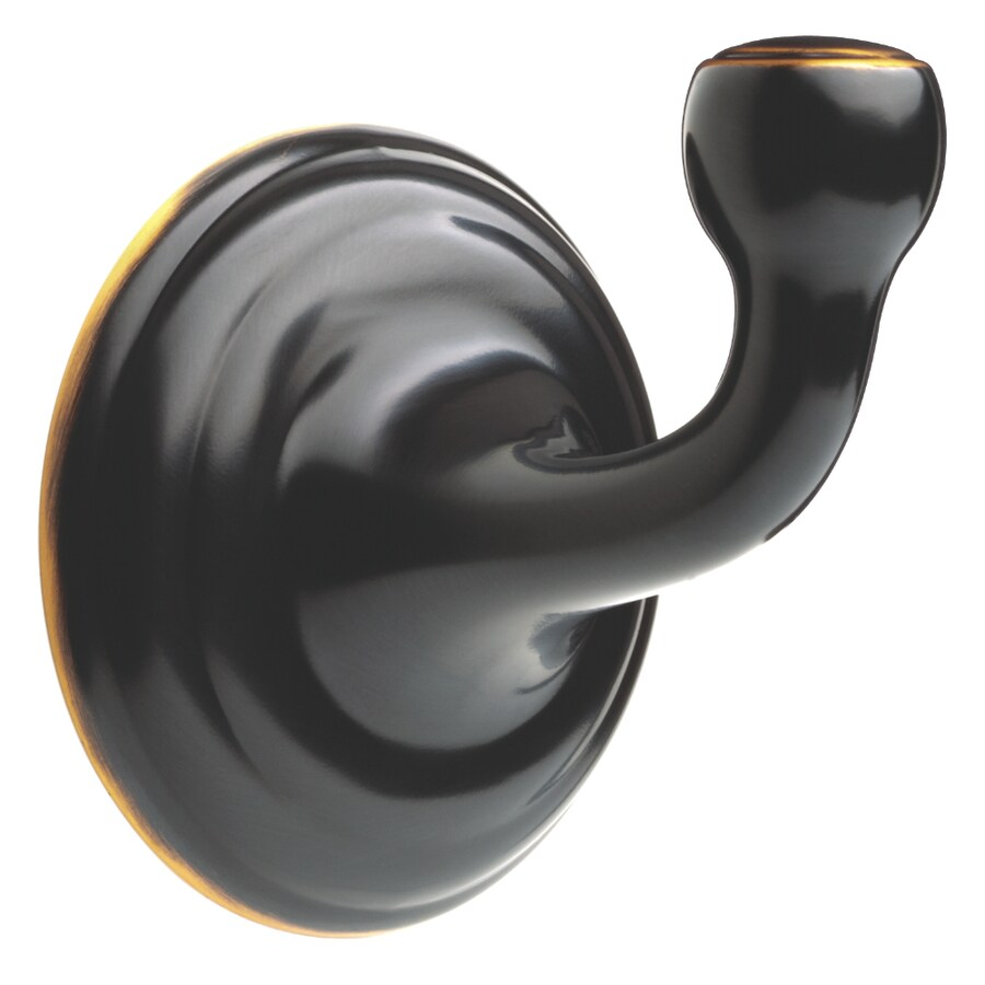 DELTA Windemere Oil-Rubbed Bronze Robe Hook