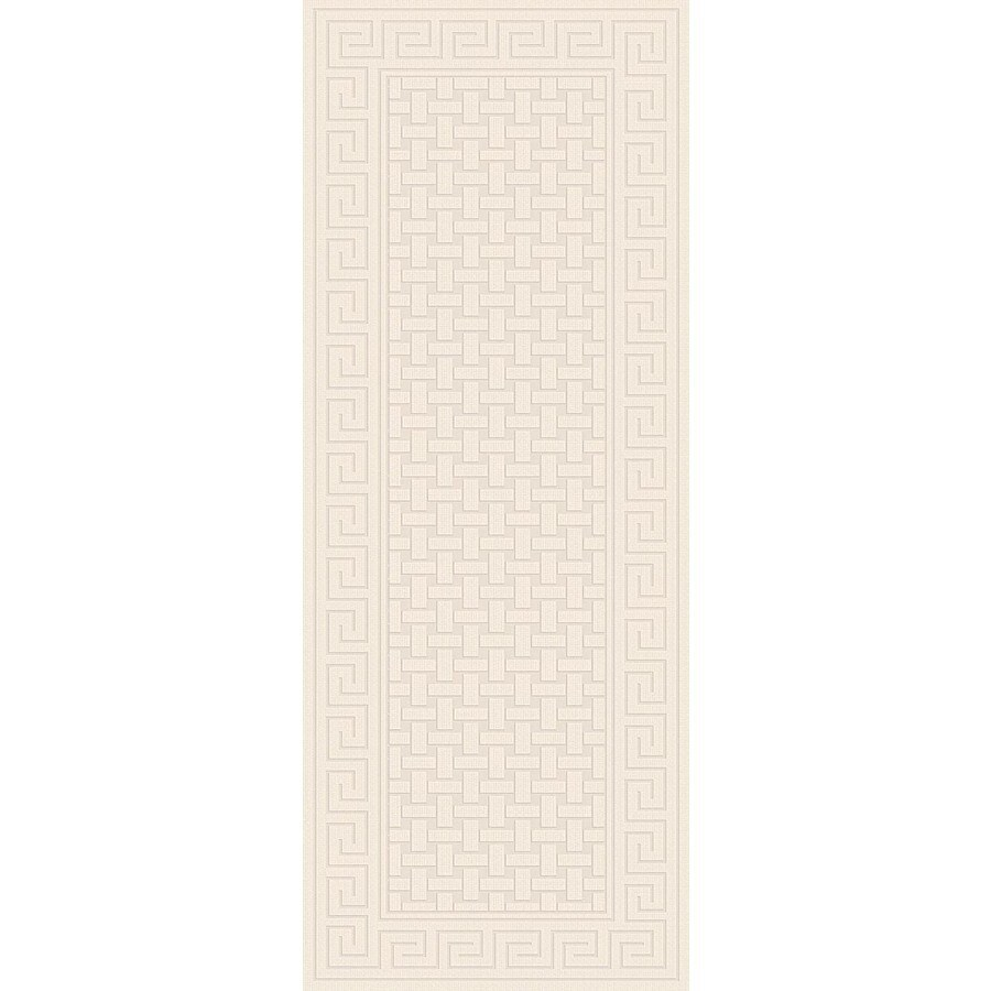 Regence Home Cheshire Ivory Rectangular Indoor Machine-Made Runner (Common: 2 x 8; Actual: 26-in W x 96-in L)