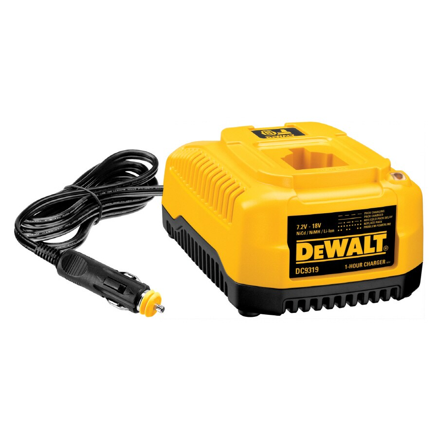DEWALT 18-Volt Power Tool Battery Charger