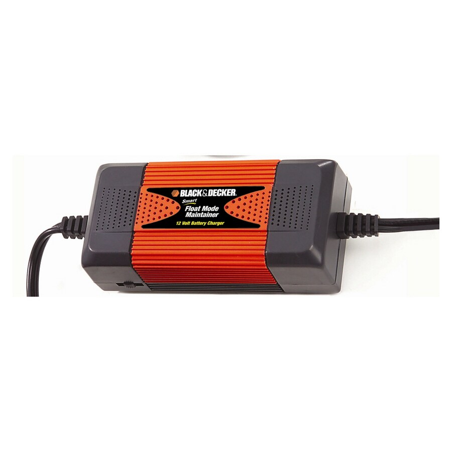 BLACK & DECKER Smart Battery Maintainer