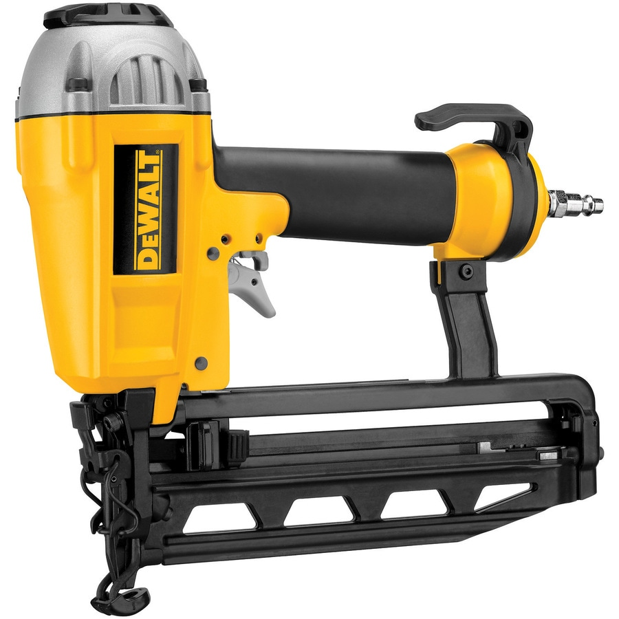 DEWALT Roundhead Finishing Pneumatic Nailer