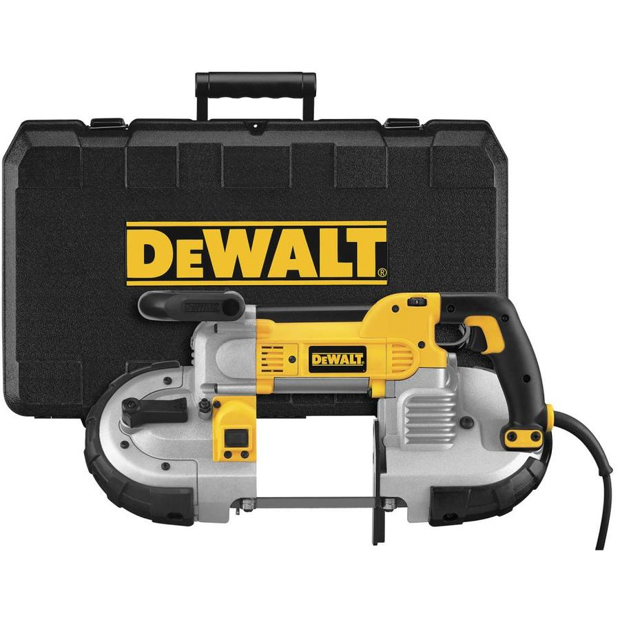 DEWALT 4.75-in 10-Amp Stationary Band Saw