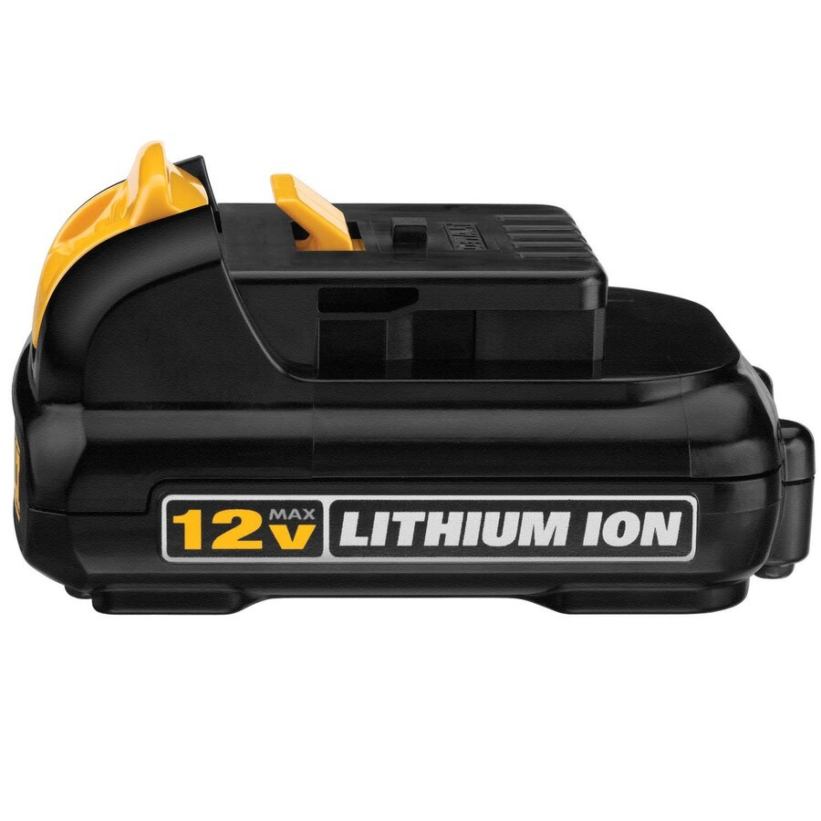 DEWALT 12-Volt Max-Volt 1.5-Amp Hours Power Tool Battery