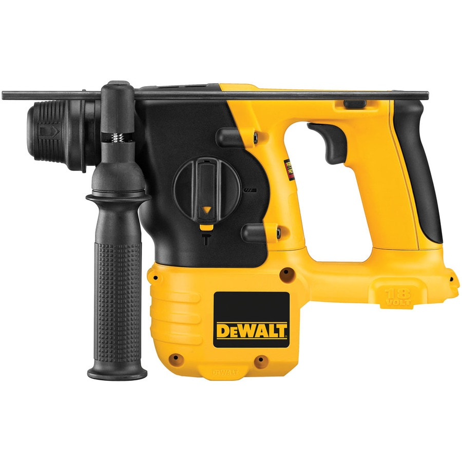 DEWALT Bare Tool 18-Volt-Volt Sold Separately 7/8-in SDS-Plus Variable Speed Cordless Rotary Hammer