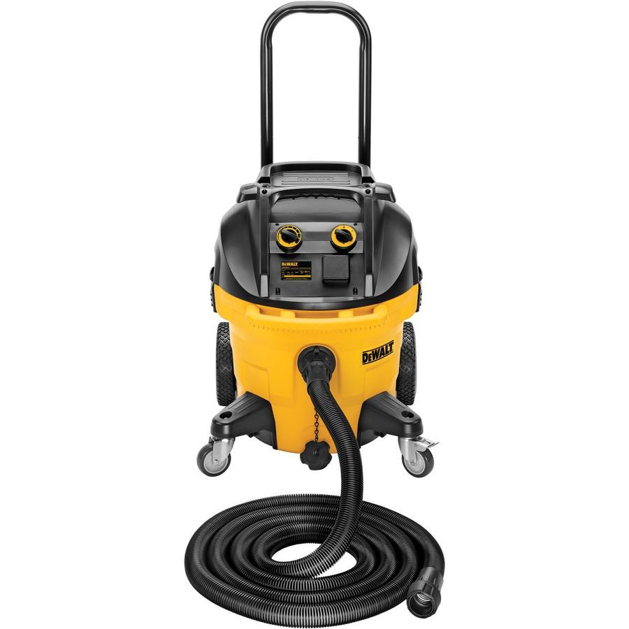 DEWALT 10-Gallon 1.85-Peak HP Shop Vacuum