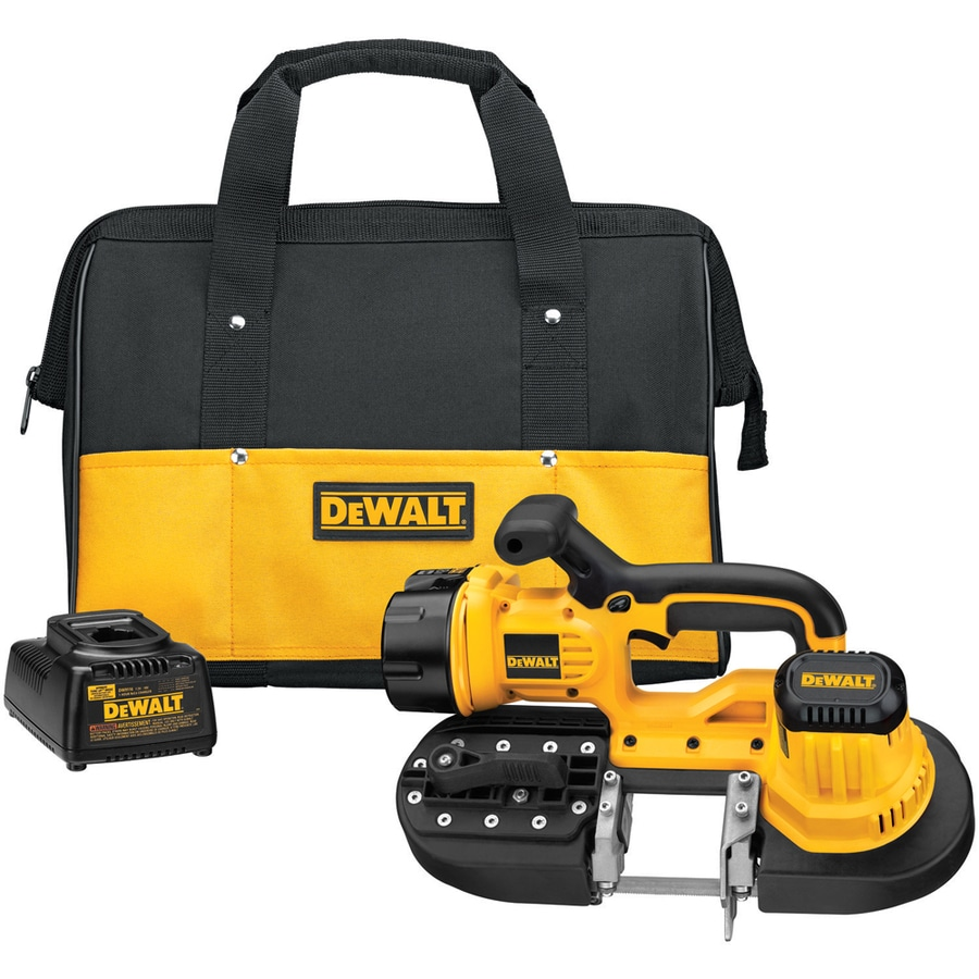 Shop Dewalt Portable Band Saw At Lowes Com